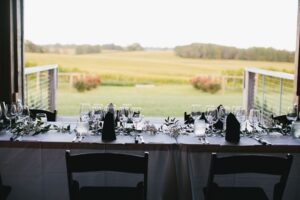 Exceptional views and landscapes seen at Farmer and Frenchman Winery in Henderson, Kentucky.